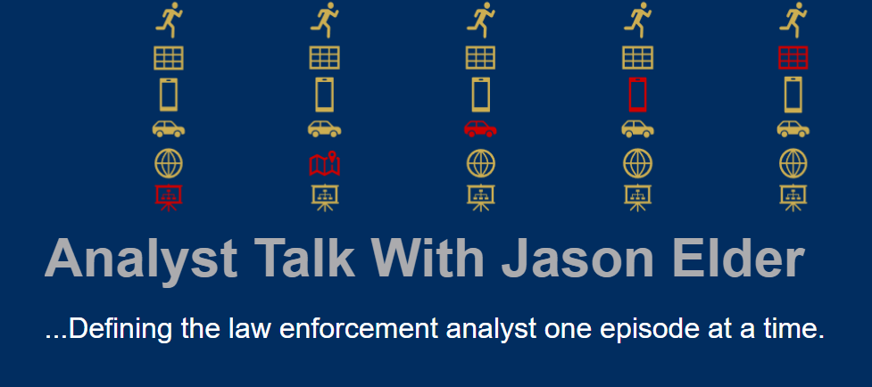 Hawk Analytics featured in LEA Podcast, Analyst Talk With Jason Elder